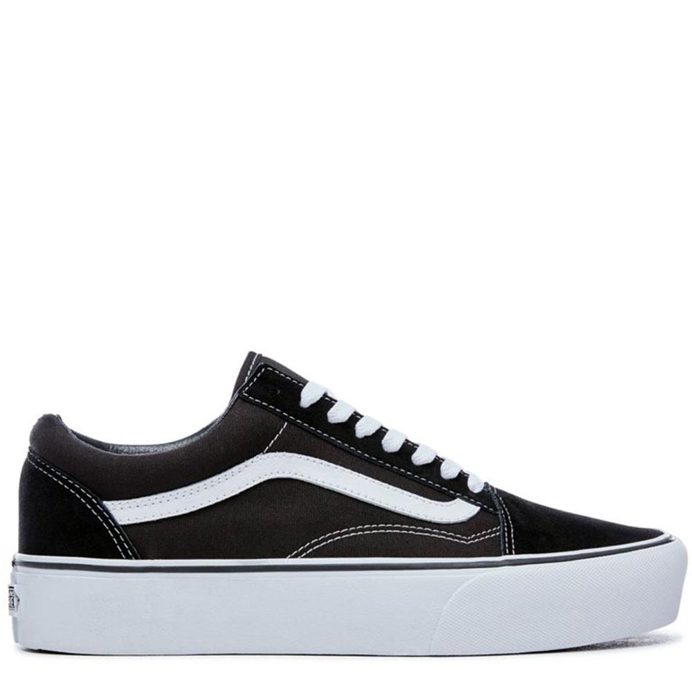 vans old skool black and white nz