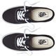 Vans Authentic Black Whit