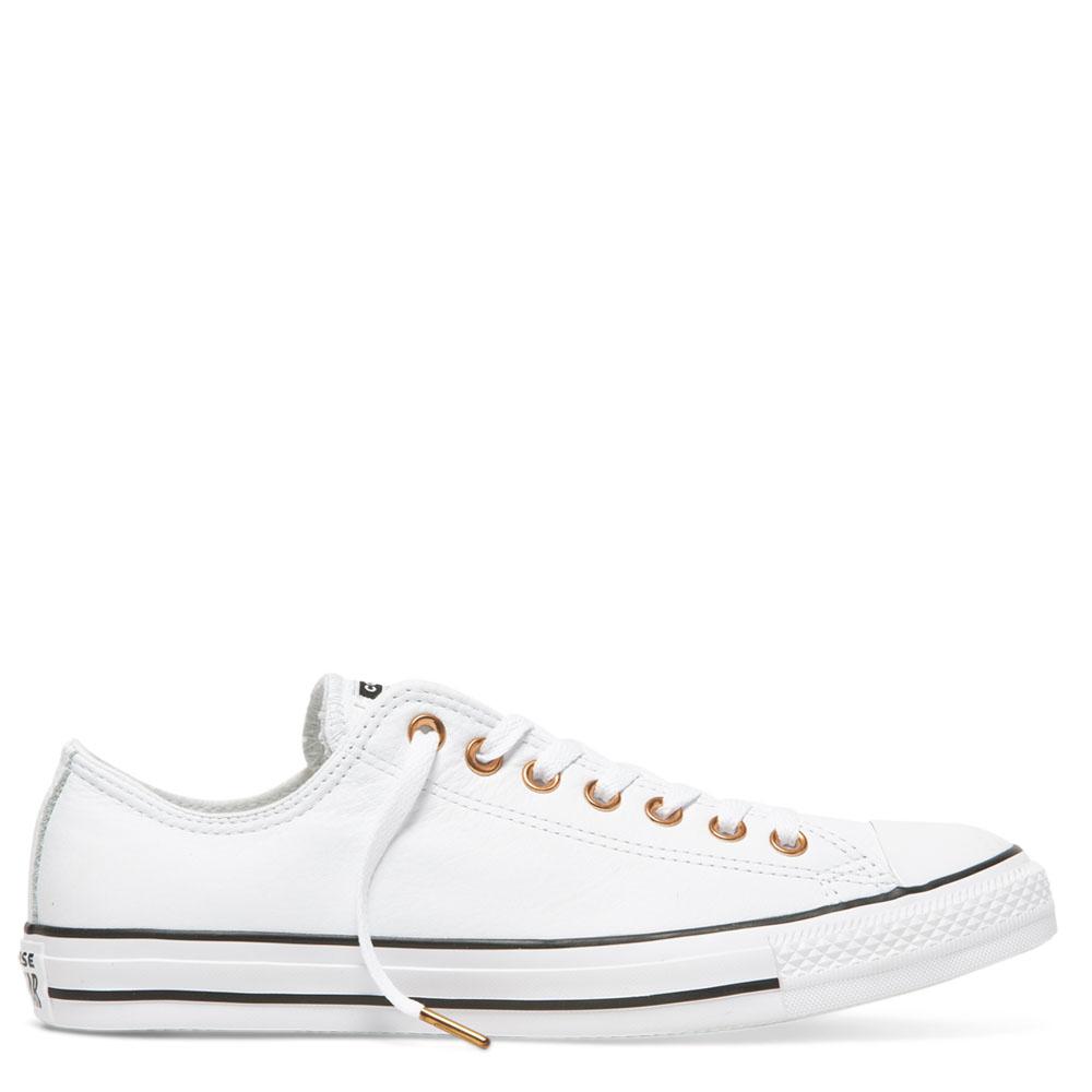 försäljning av skor super specialerbjudanden otroliga priser Converse 161262 Chuck Taylor All Star Leather Low - Shop Street ...