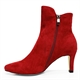 Bresley Sultry Red Suede